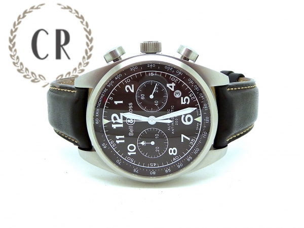 BELL & ROSS 126 VINTAGE XL