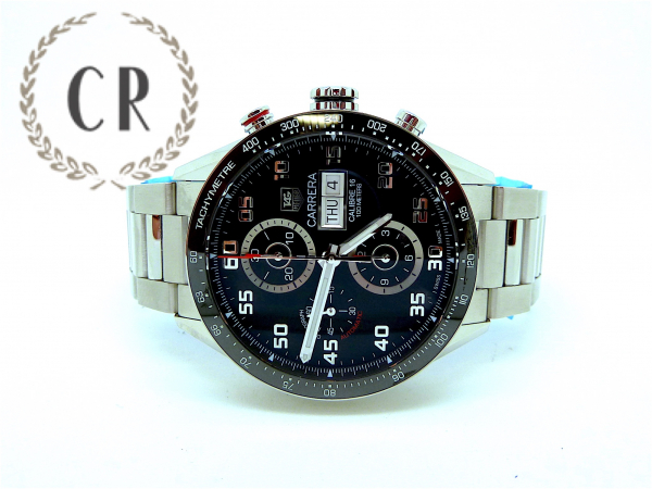 TAG HEUER CARRERA CHRONO DAY DATE CAL.16