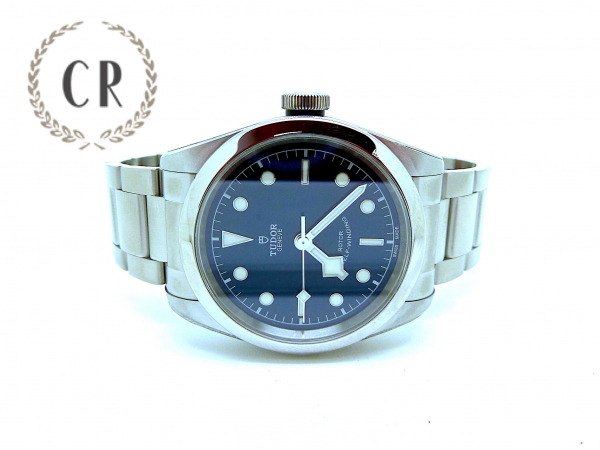 TUDOR BLACK BAY BLUE 41MM
