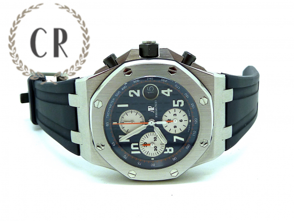 AUDEMARS PIGUET ROYAL OAK OFFSHORE CHRONO NAVY
