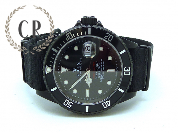 ROLEX SUBMARINER PRO-HUNTER LIMITED
