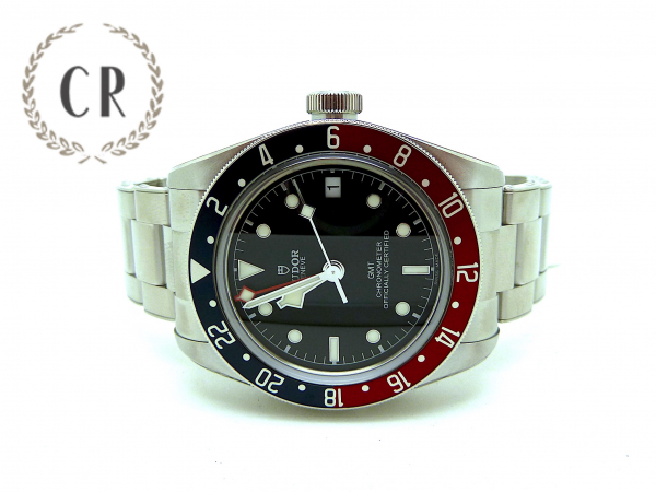 TUDOR BLACK BAY GMT PEPSI 2020