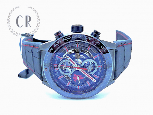TAG HEUER CARRERA CALIBRE HEUER 01 LIMITED