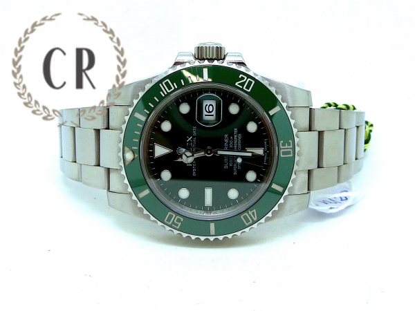 ROLEX SUBMARINER 116610LV
