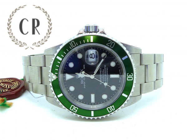 ROLEX SUBMARINER LV NEW FULL Y
